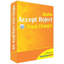 Auto Accept Reject Changes
