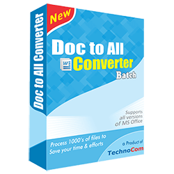 Doc to All Converter