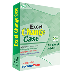 Excel Change Case