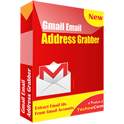 Gmail Email Address Grabber