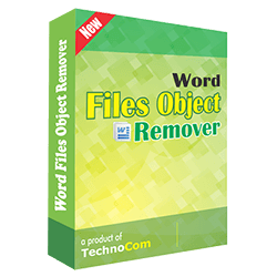 Word Files Object Remover