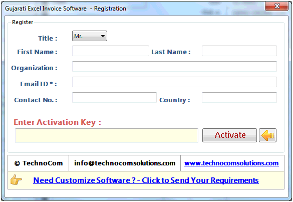 This Amazing Software Can Make Receipts In Gujarati Language - Key invoice software