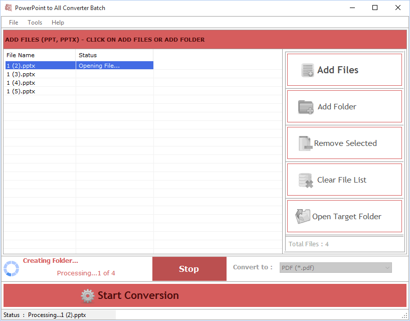 PowerPoint to All Converter